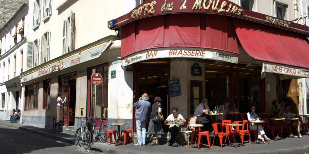 Кафе Две мельницы