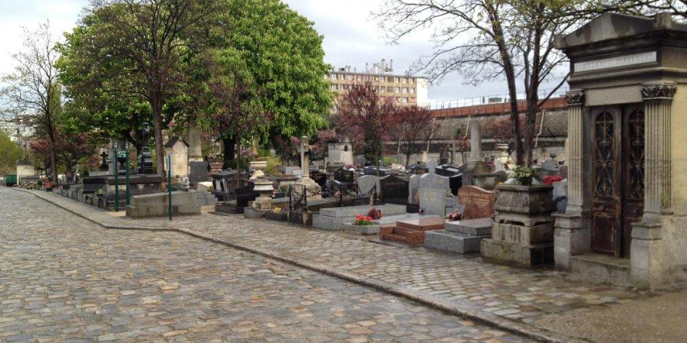 Кладбище Бельвиль