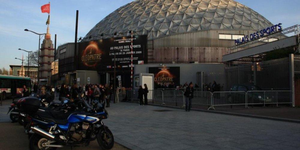 Парижский дворец спорта