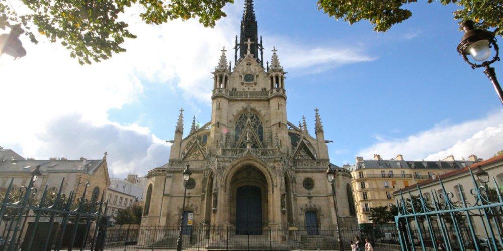 Церковь Сен-Бернар