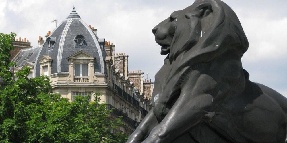 Бельфорский лев
