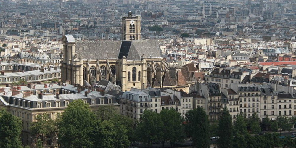 Церковь Сен-Жерве