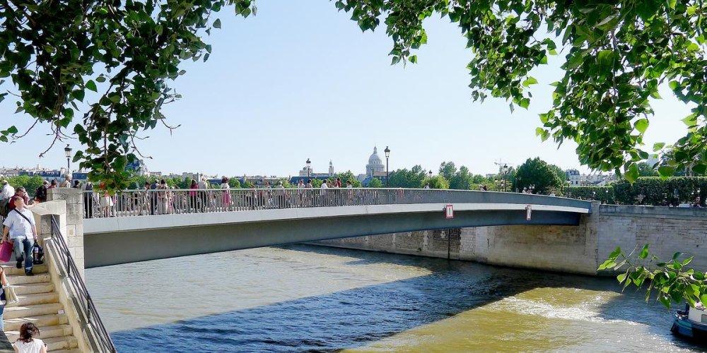 Мост Сен-Луи