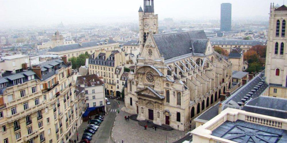 Церковь Сен-Северин