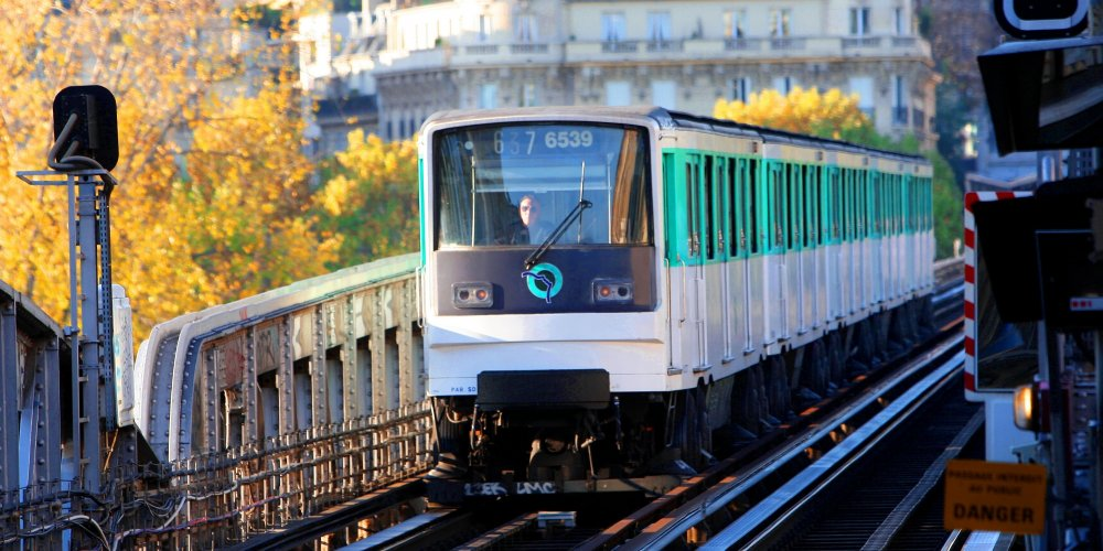 RER в Париже