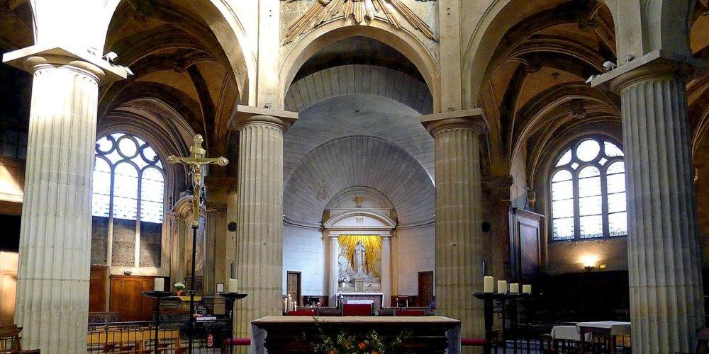 Церковь Святого Медара