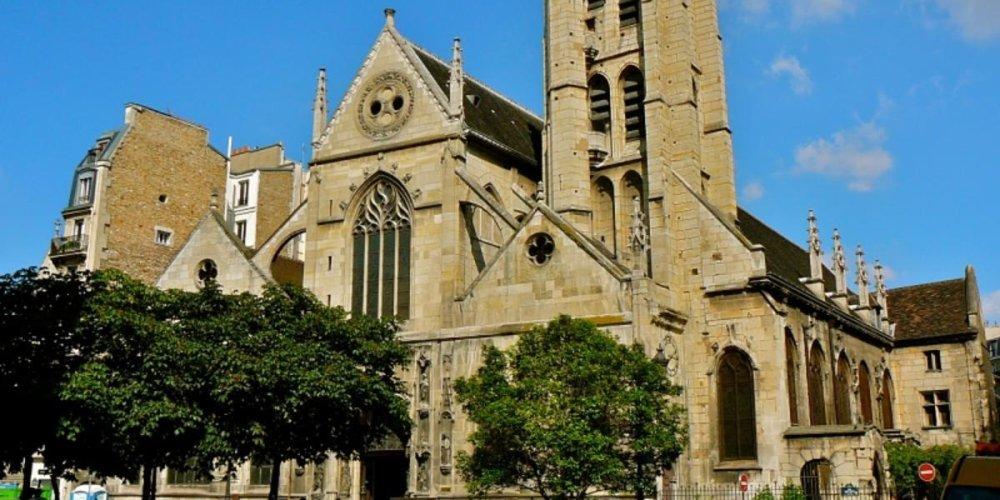 Церковь Сен-Николя-де-Шамп