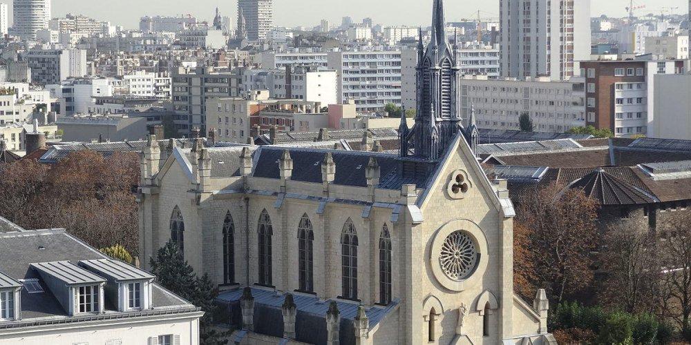 Часовня Святого Иосифа де Клюни