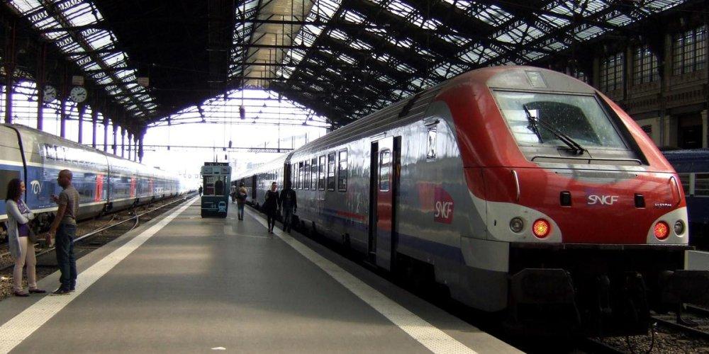Железнодорожные вокзалы Парижа