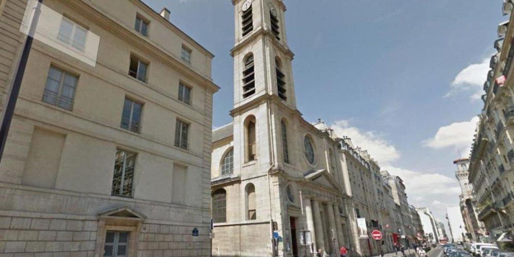 Церковь Сен-Жак-дю-От-Па