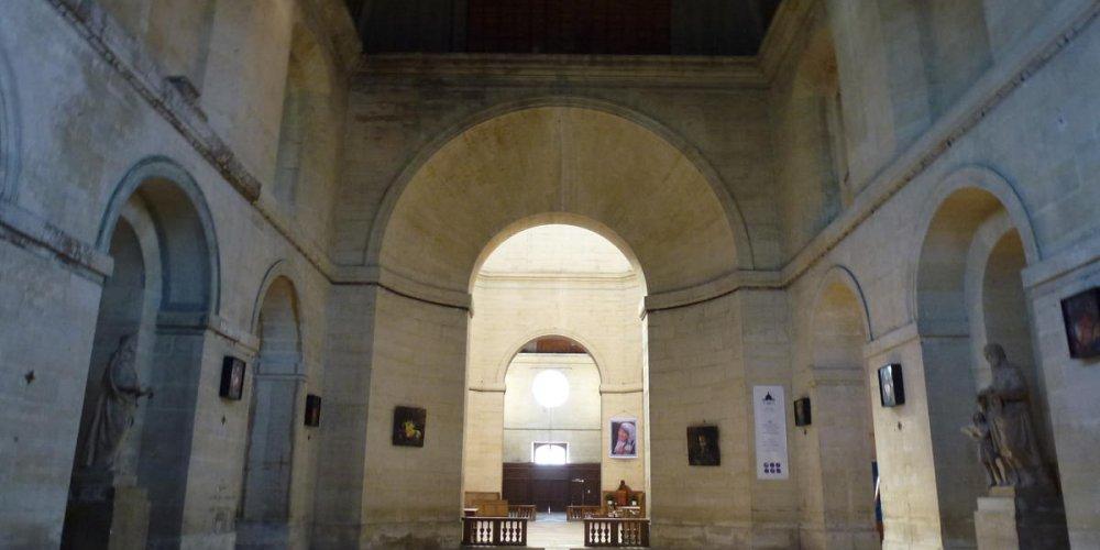 Церковь  Сен-Луи-де-ла-Сальпетриер