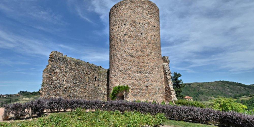 Замок Сен-Мориц-сюр-Луар