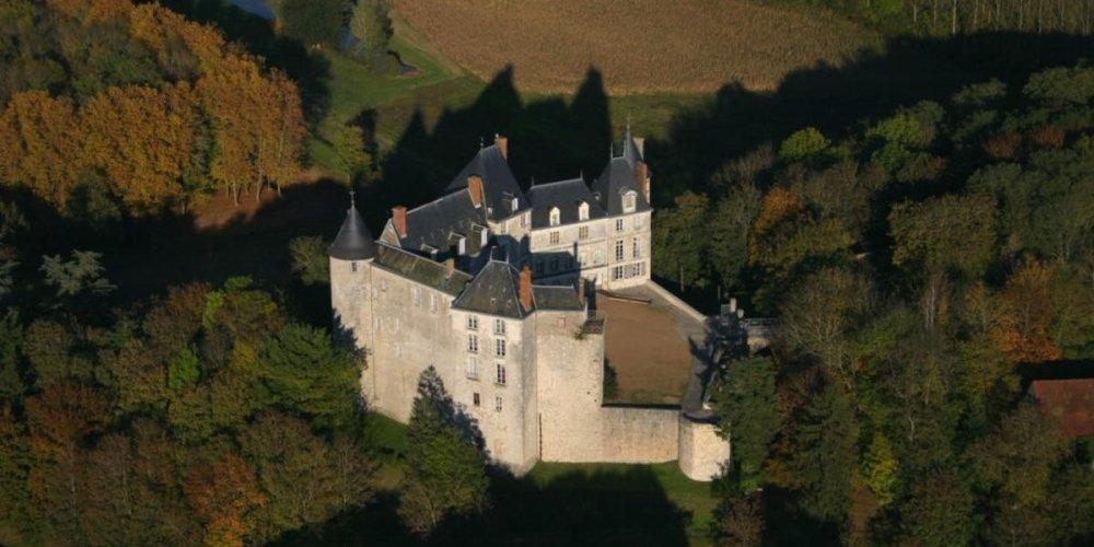 Замок Сен-Бриссон