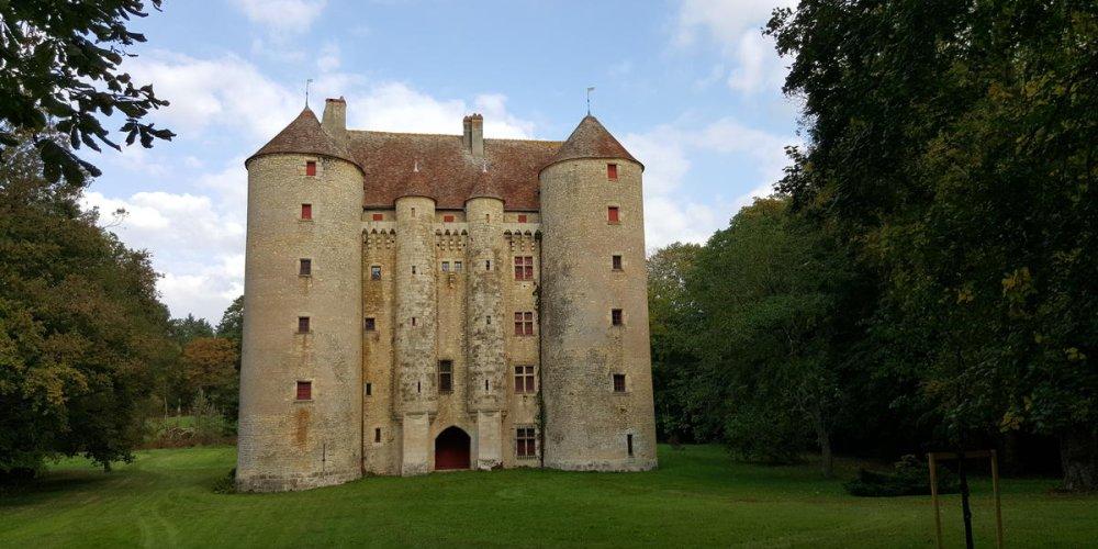 Замок Шевенон