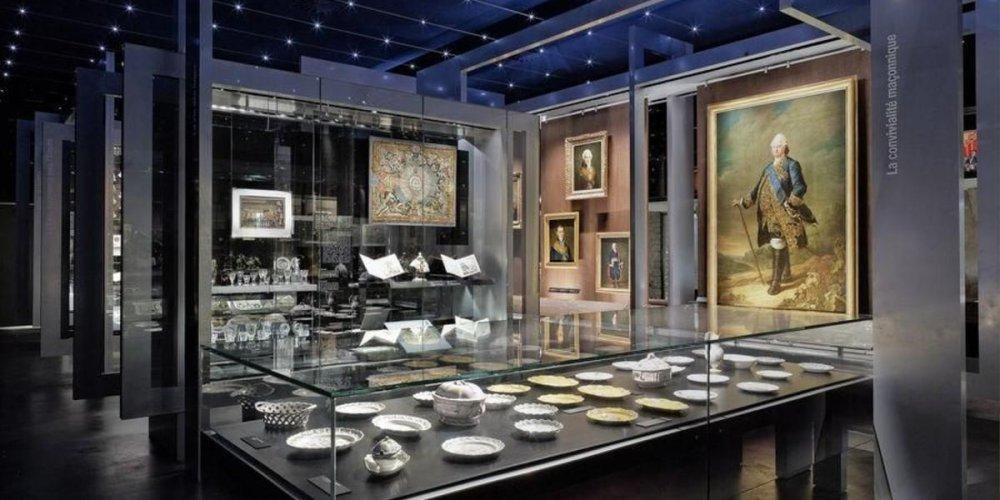 Музей франкмасонства