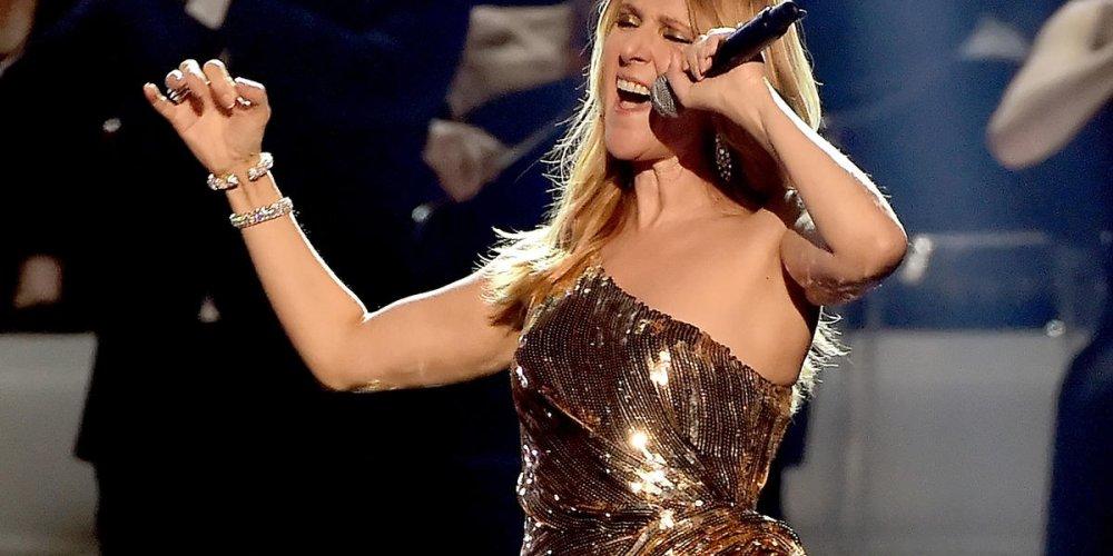 Концерт Celine Dion