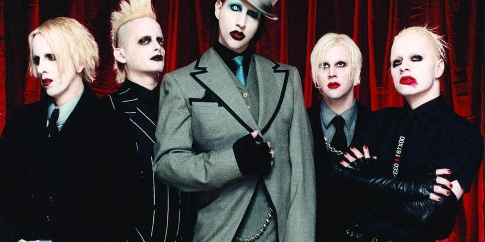 Концерт Marilyn Manson