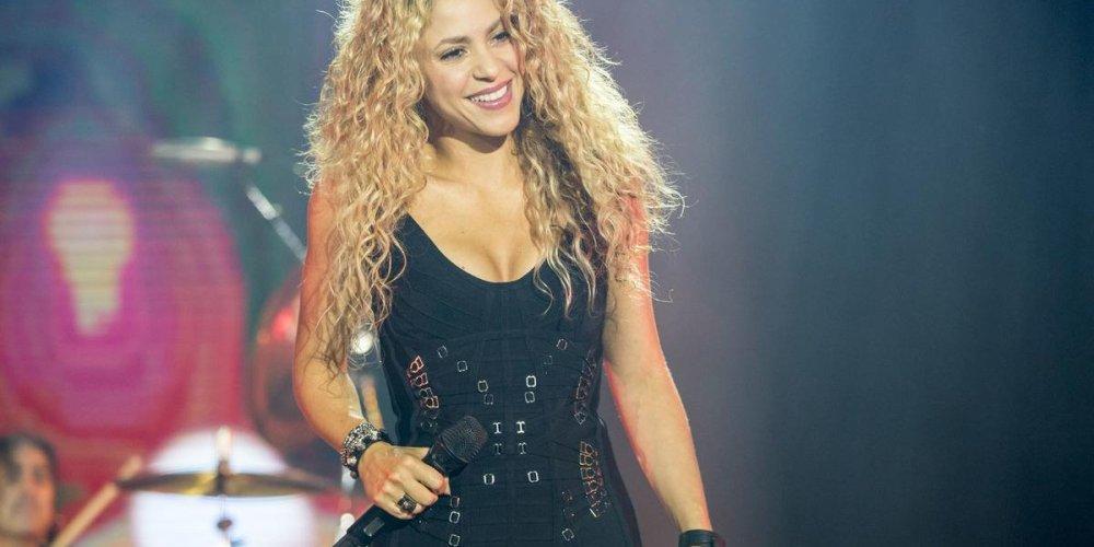 Концерт Shakira