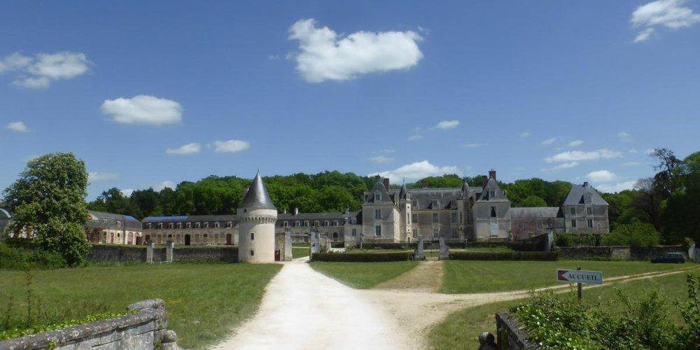 Замок Жизо