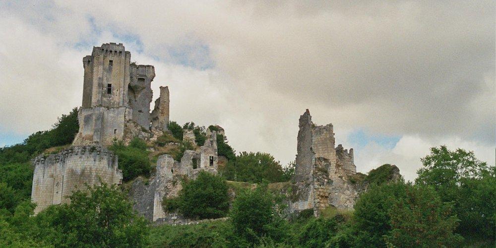 Замок Лаварден