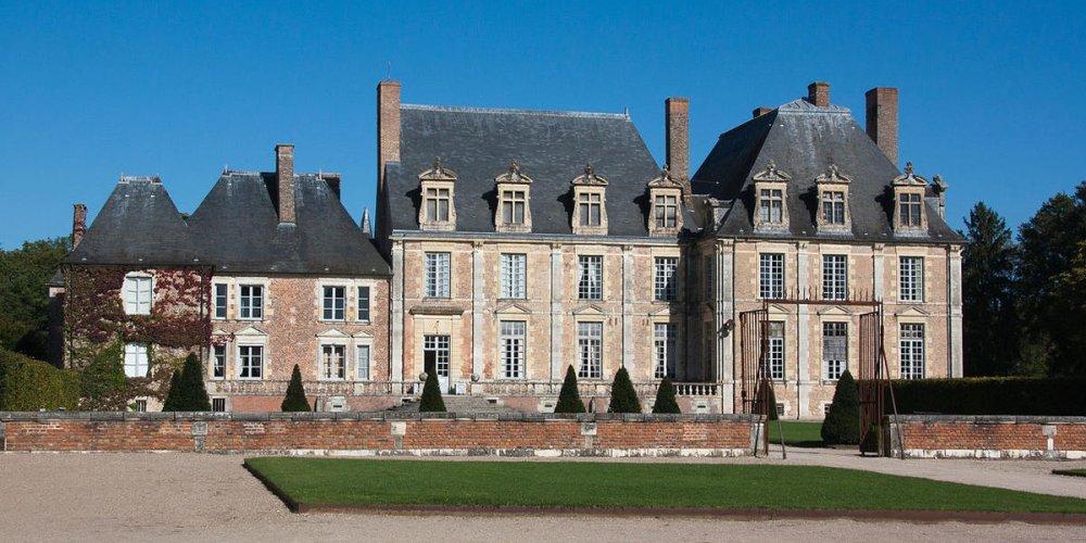 Замок Ла-Ферте