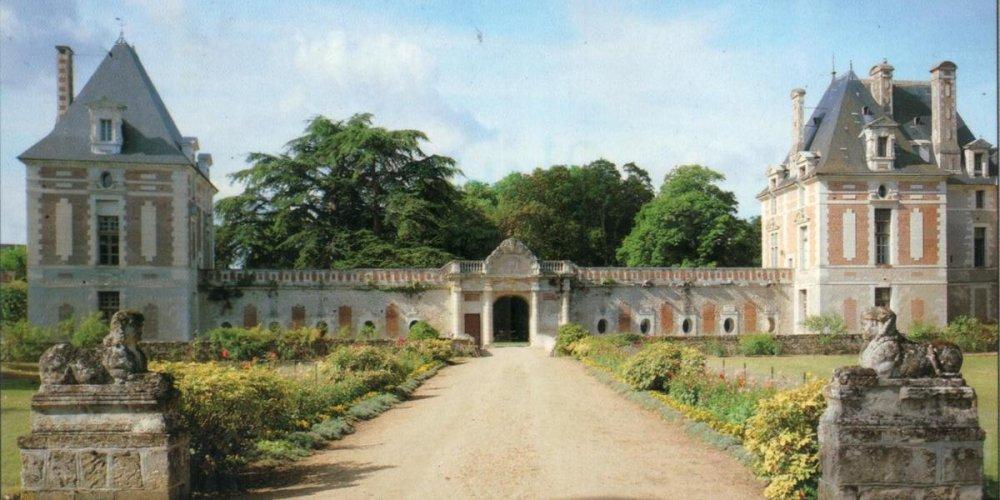 Замок Сель-сюр-Шер