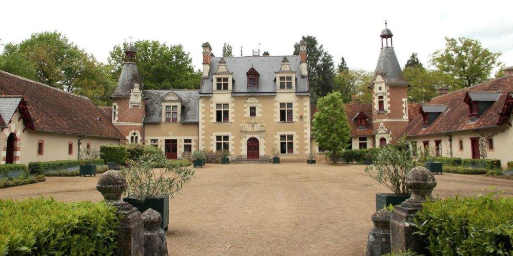 Замок Труссе