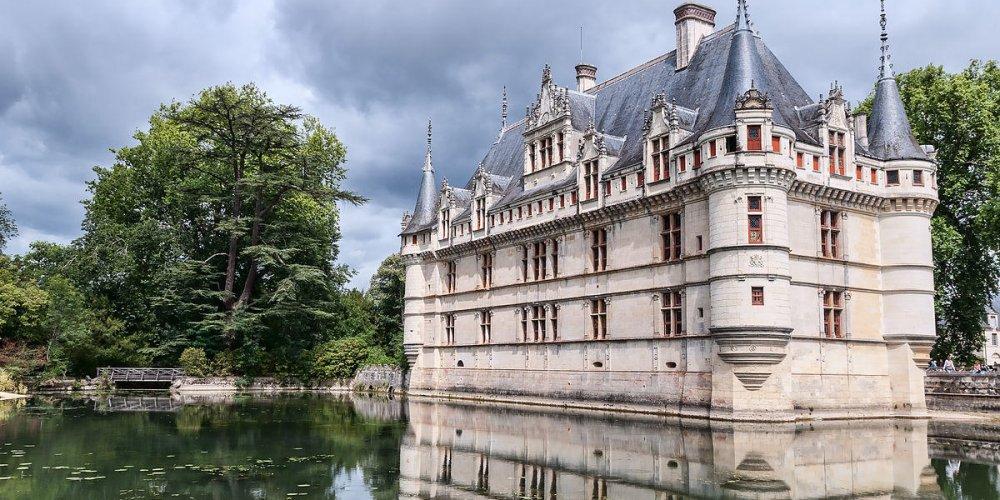 Замок Азе-лё-Ридо