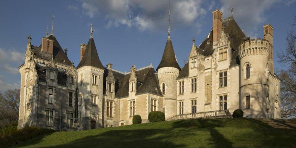 Замок Канде
