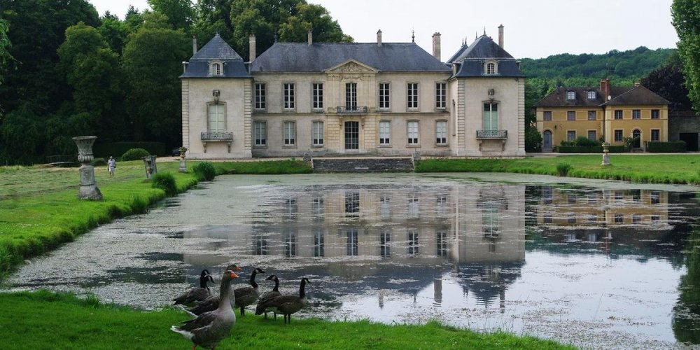 Замок Шампиньи