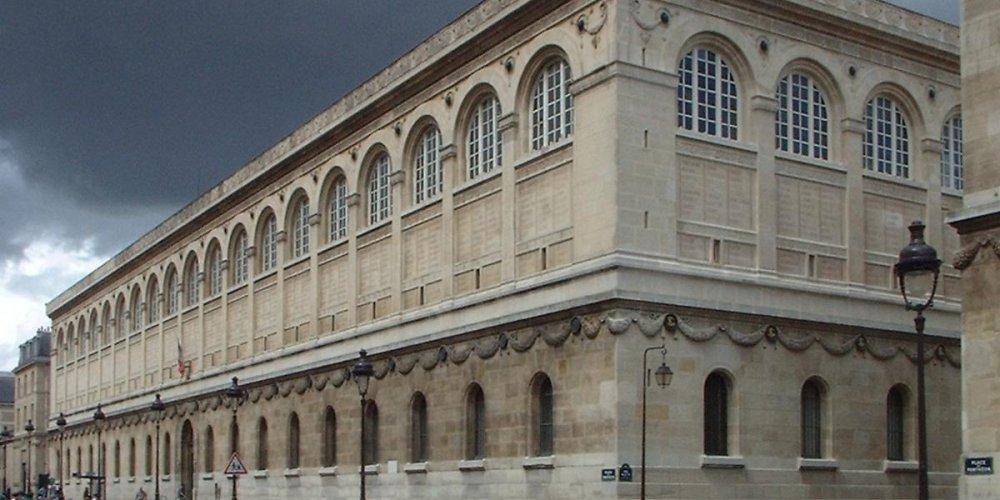 Библиотека святой Женевьевы