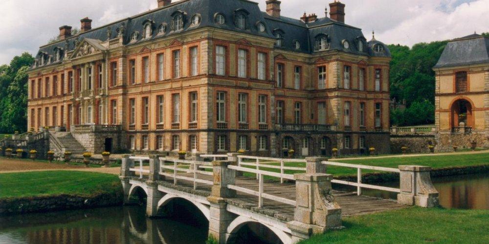 Замок Дампьер