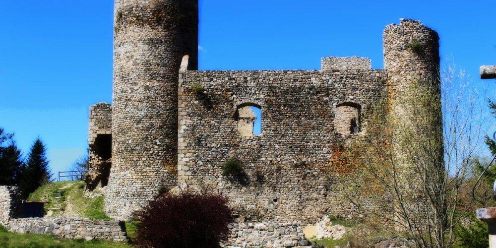 Замок Корн-д'Юрфе