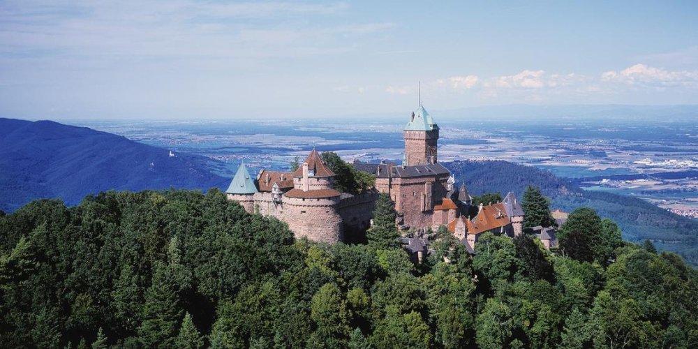 Замок О-Кенигсбург