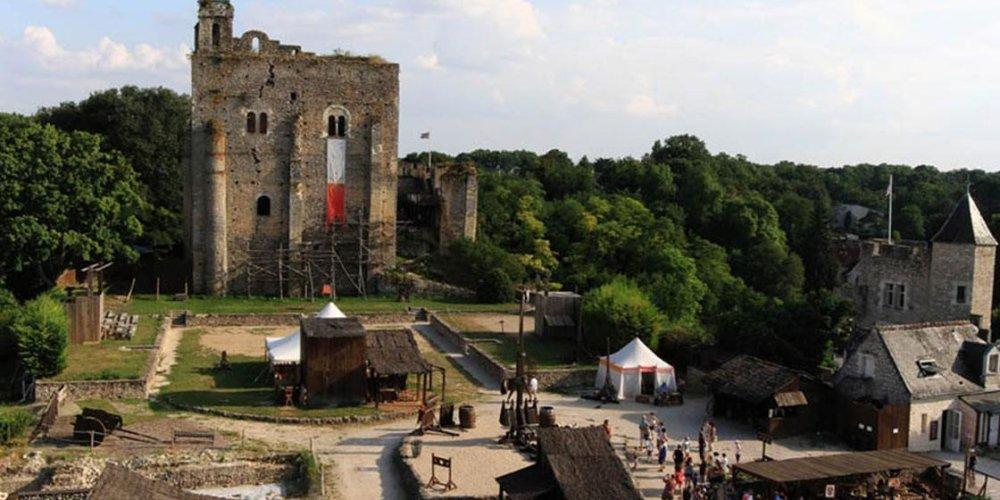 Замок Черного сокола