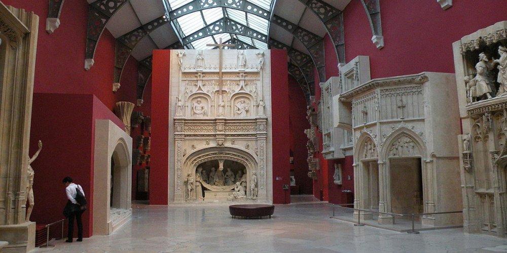 Музей французских памятников