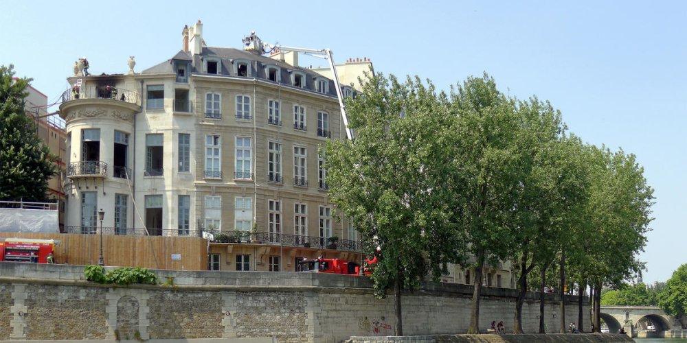 Отель Ламбер