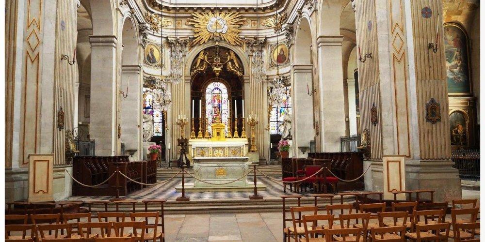 Церковь Сен-Луи-ан-л'Иль