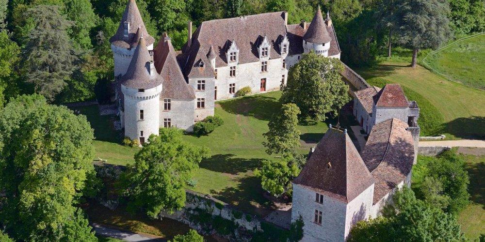 Замок Бридуар