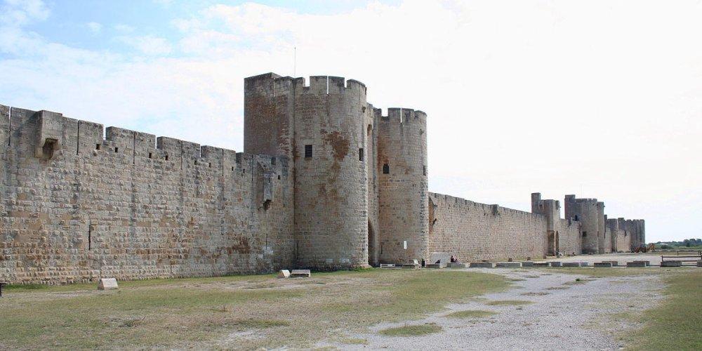 Замок Эг-Морт