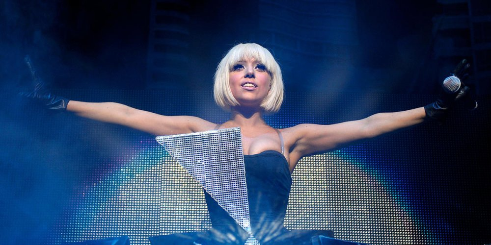 Концерт Lady Gaga
