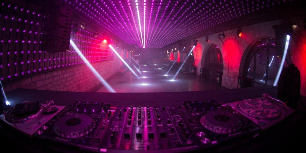Ночной клуб Faust