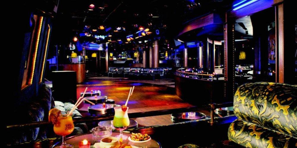 Ночной клуб Le Duplex