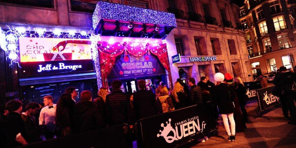 Ночной клуб  Le Queen