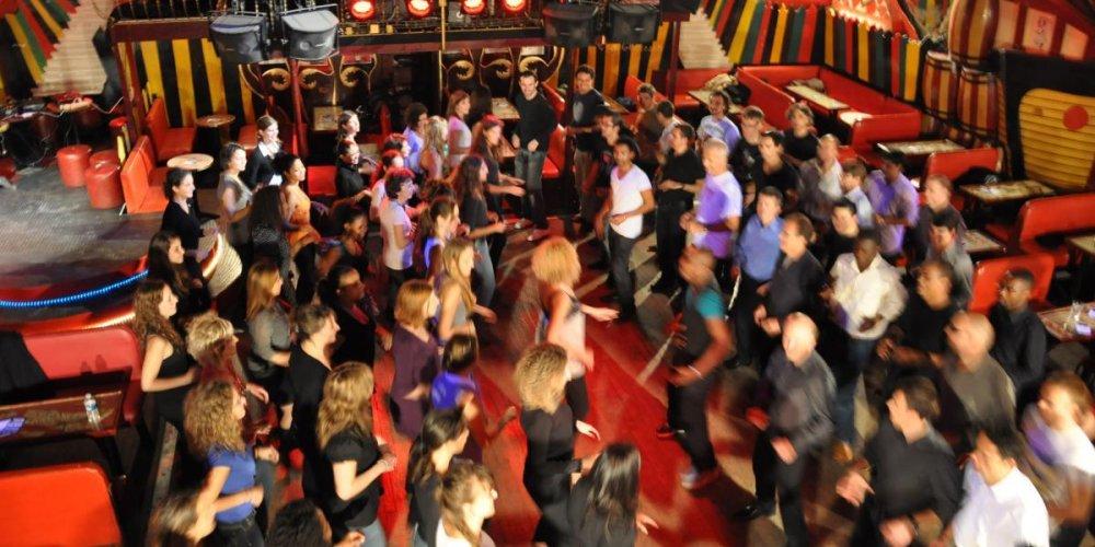 Ночной клуб Barrio Latino