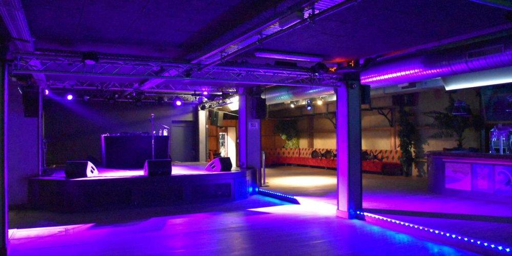 Ночной клуб La bellevilloise