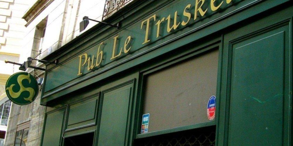 Ночной клуб Le Truskel