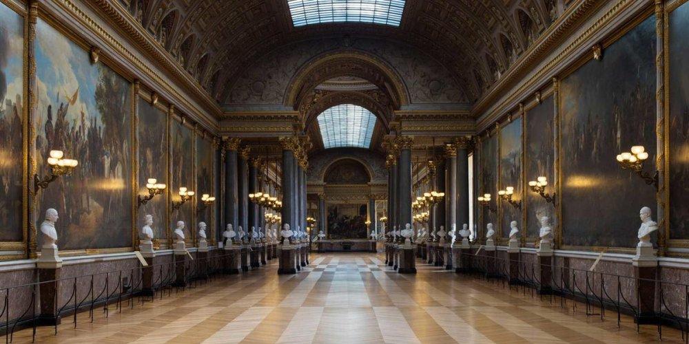 Художественный музей истории Франции