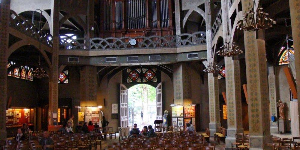 Церковь Сен-Жан-де-Монмартр