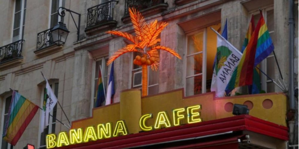Ночной клуб Le Banana cafe